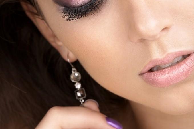 Un maquillage discret pour une mariée (maquillage pour mariage)