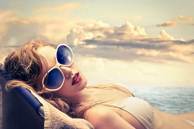 Enfin du repos au soleil