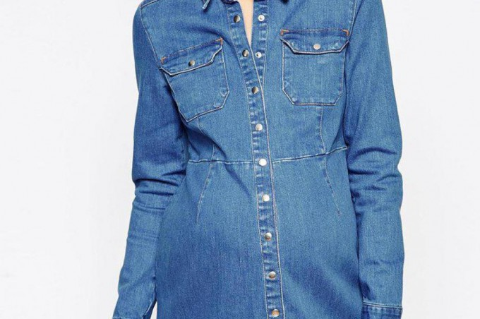 Les styles de chemise en jean femme