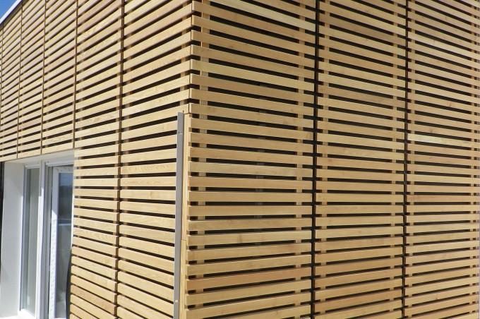 Le nécessaire pour construire un bardage bois