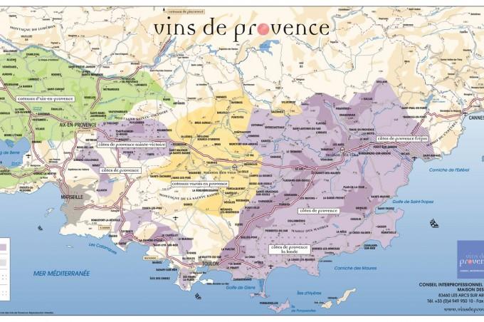 Reconnaître un vrai vin de provence