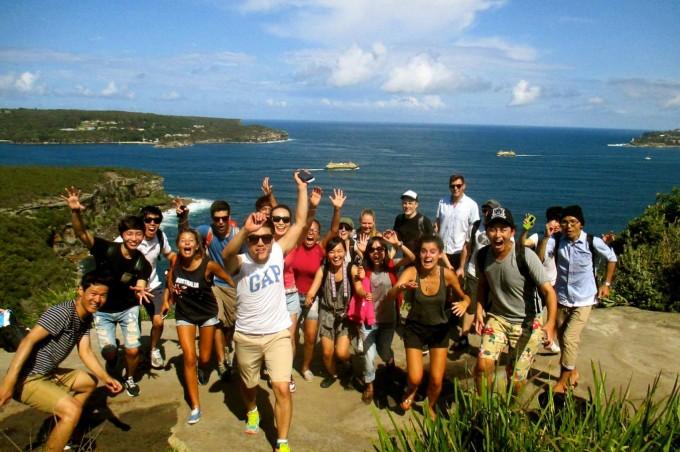 Sejours linguistique : Apprentissage de la langue et vacances cumulés