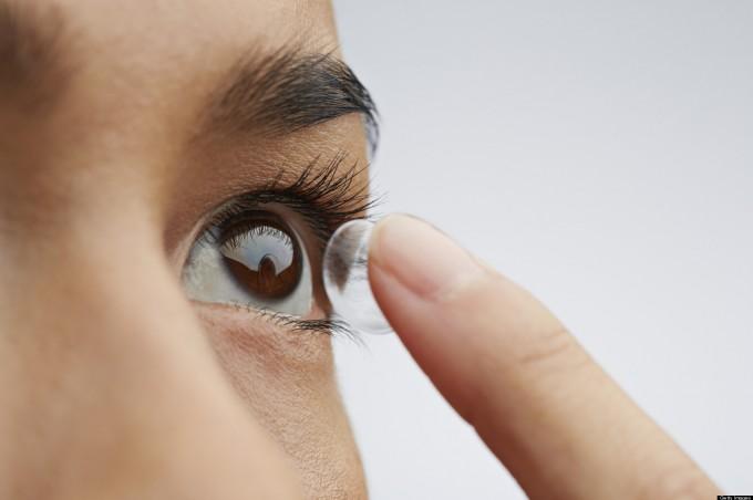 Lentille de contact couleur: pour un regard séduisant