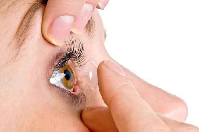 Lentilles de contact : changez votre regard