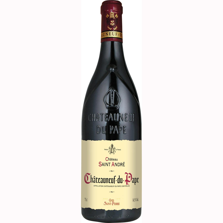 Vin Châteauneuf du Pape, une référence en oenologie