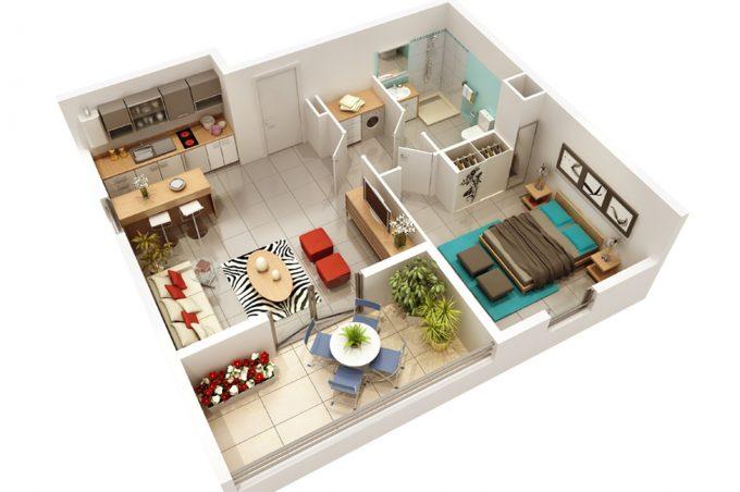 Un programme immobilier à Montpellier: les avantages