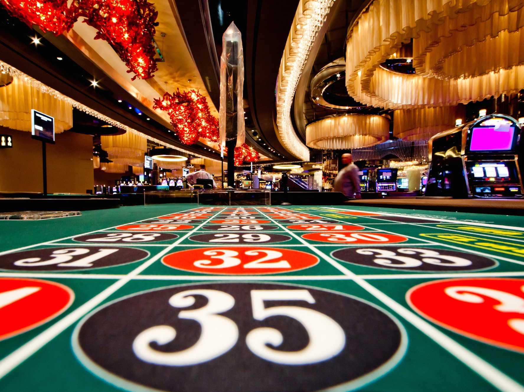 Les jeux casino offrent plus de sensation