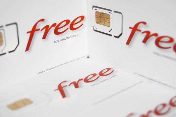 Comment débloquer une carte sim free ?
